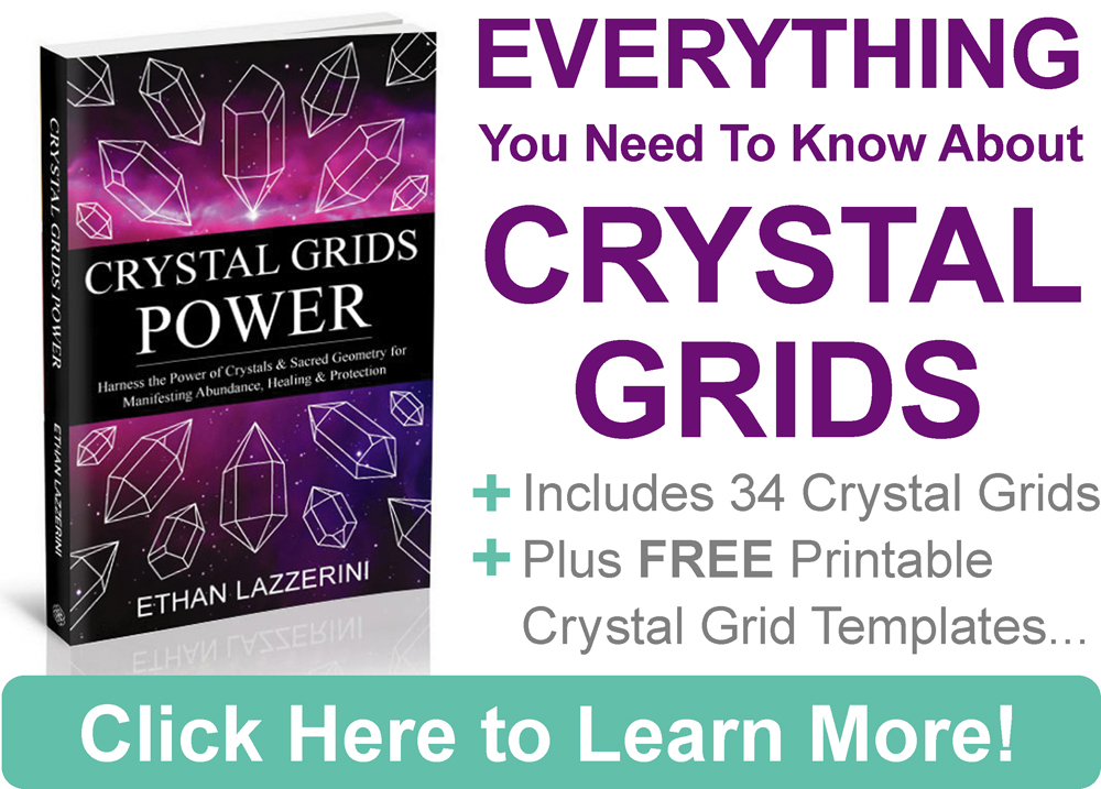 Crystal Grids Power Book