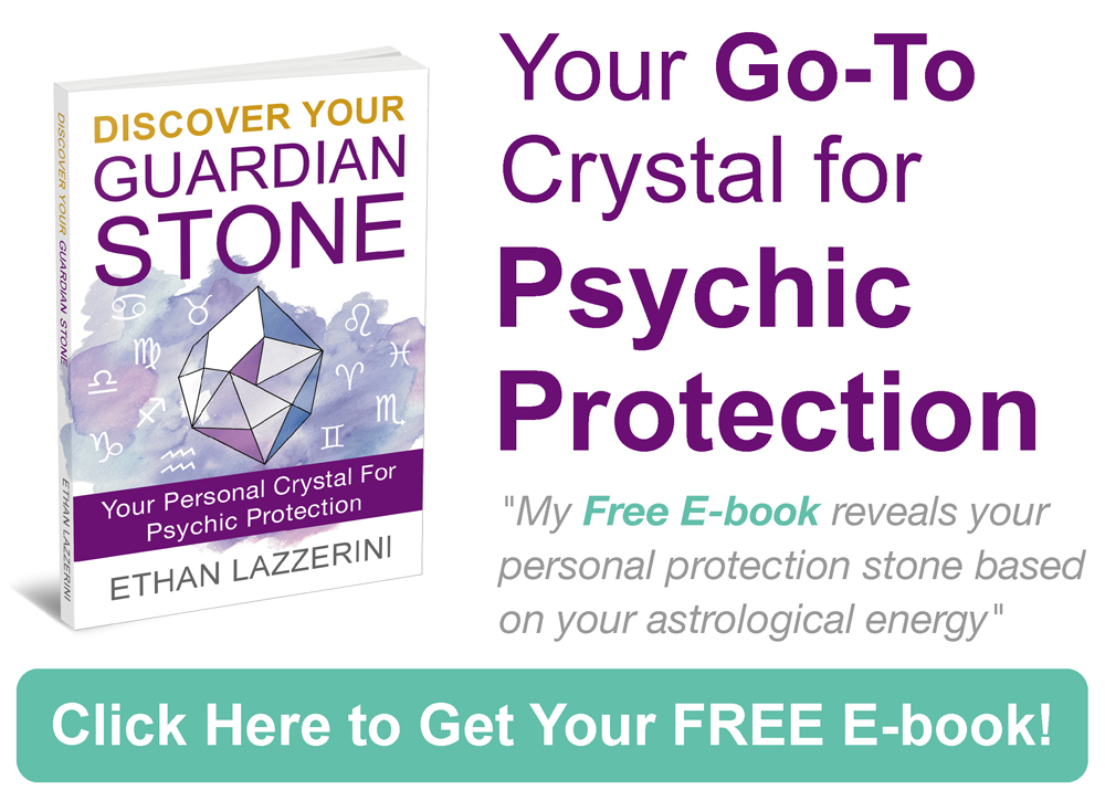 Psychic Protection Crystals Book 1