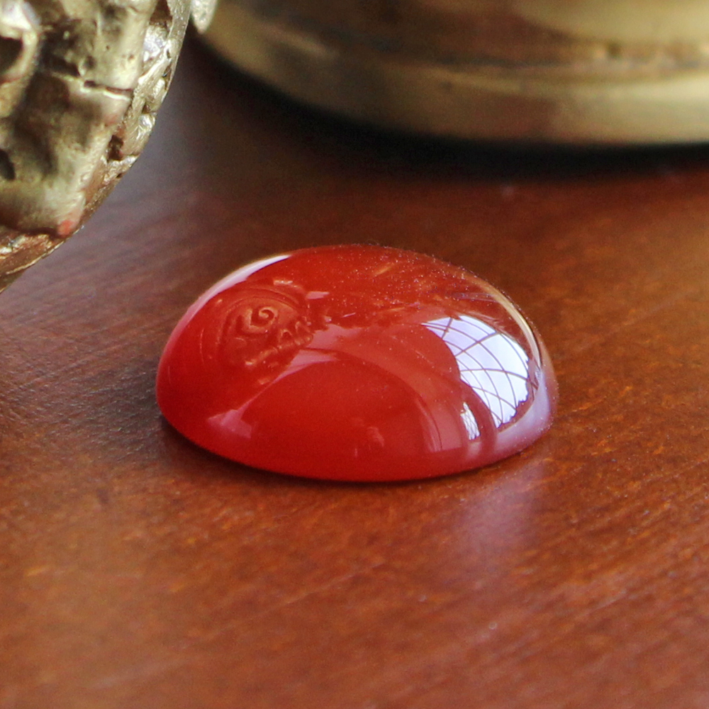 Red Carnelian for Empowerment