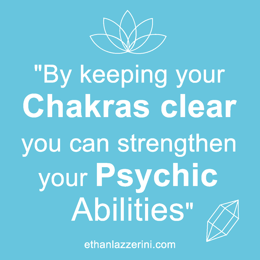 Chakra clearing quote