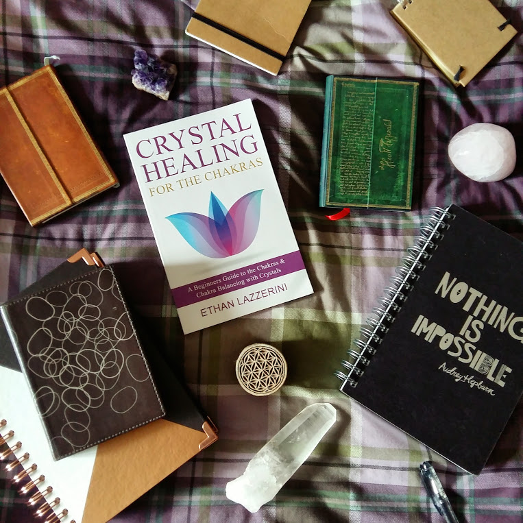 My journals and notebooks
