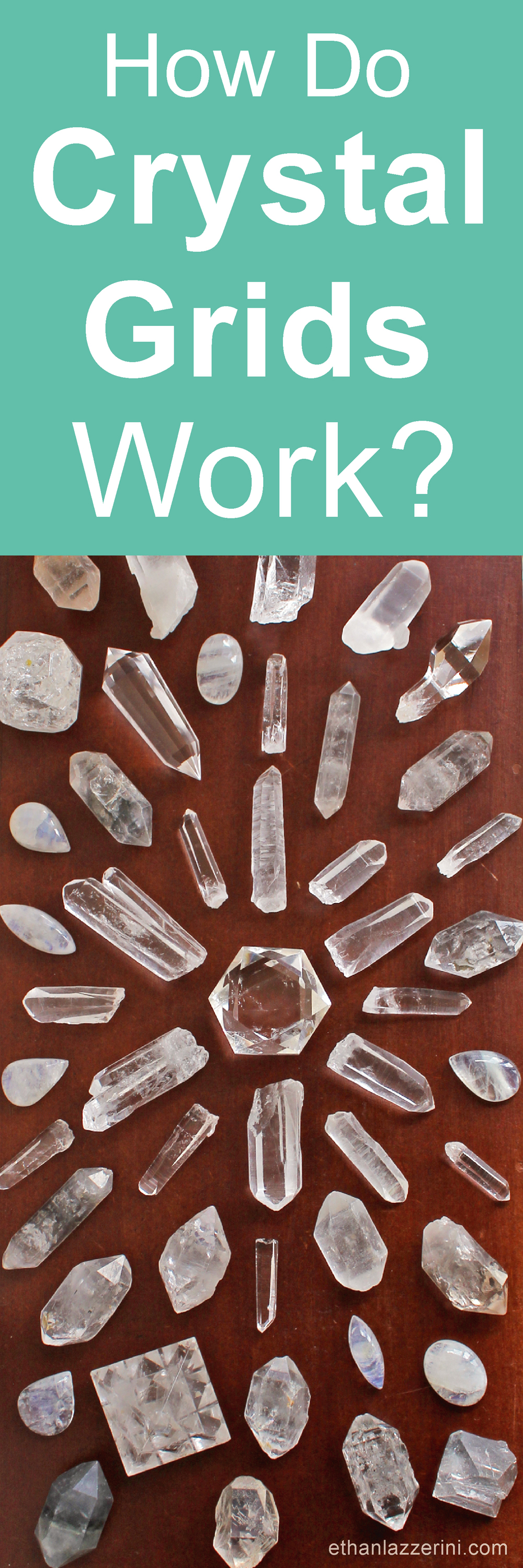 how do crystal grids work?