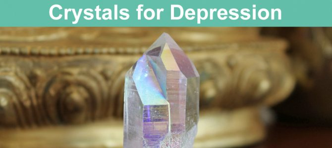 7 Crystals For Depression & Feeling Down - Ethan Lazzerini