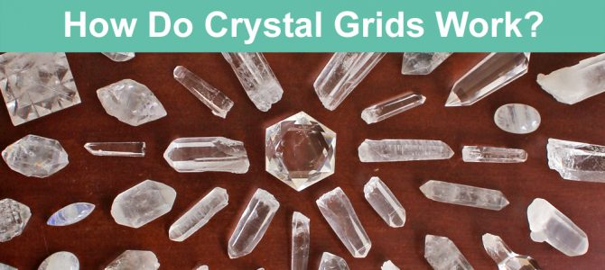 How and Why Do Crystal Grids Work?