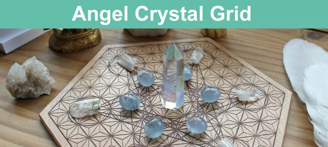 Crystal Grid To Connect With Angels - Ethan Lazzerini