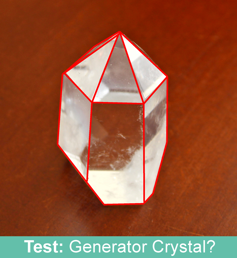Genuine Generator Crystal or not?