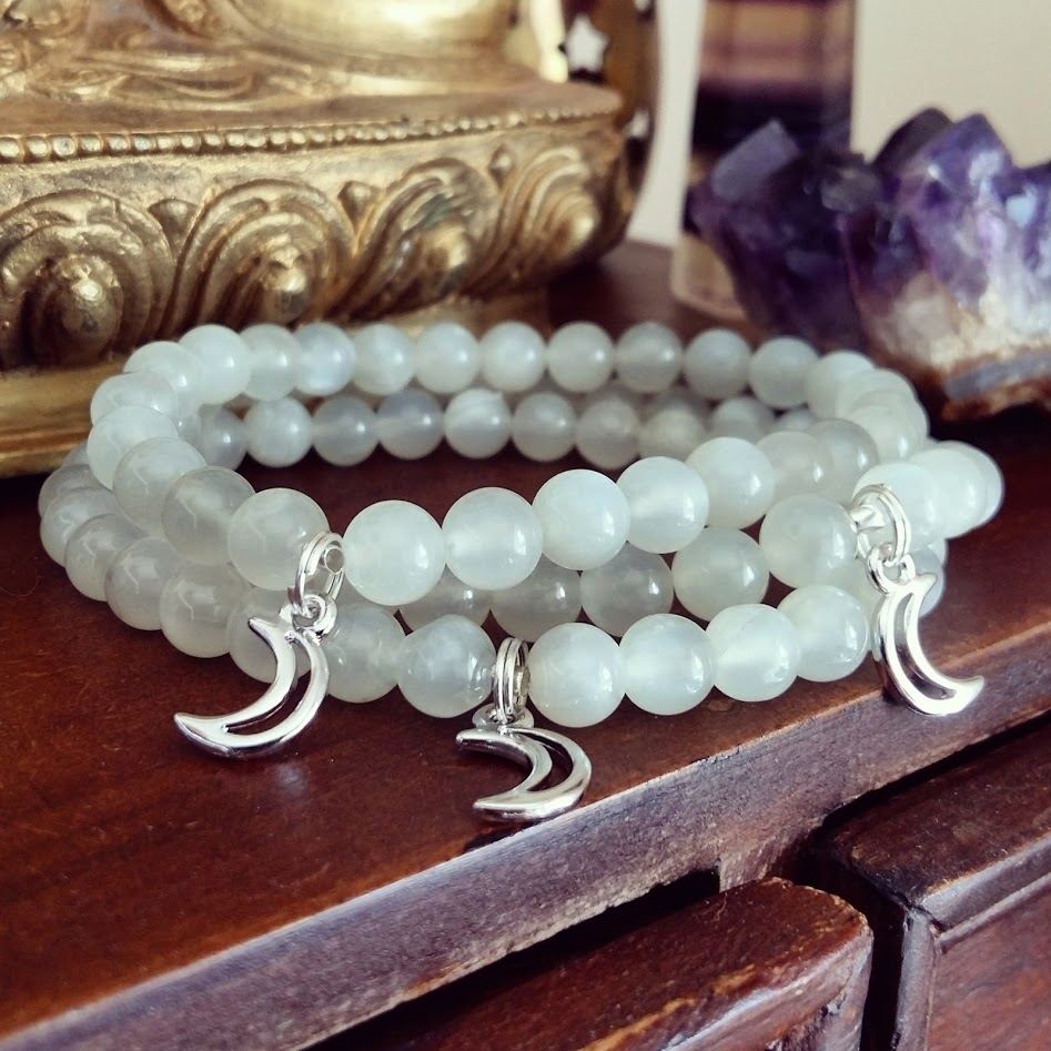 Moonstone bracelets could bring you sweet dreams