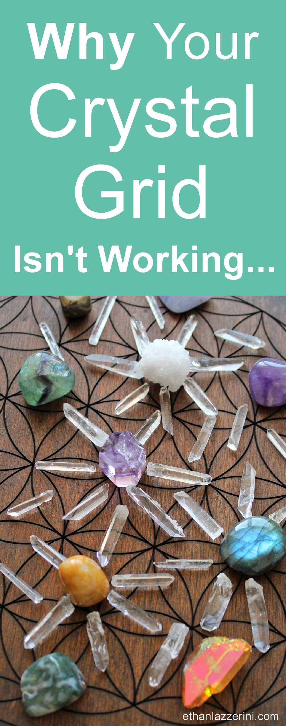 Why your crystal grid isn't working
