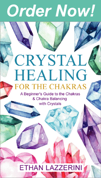 Crystal healing for the chakras 2D