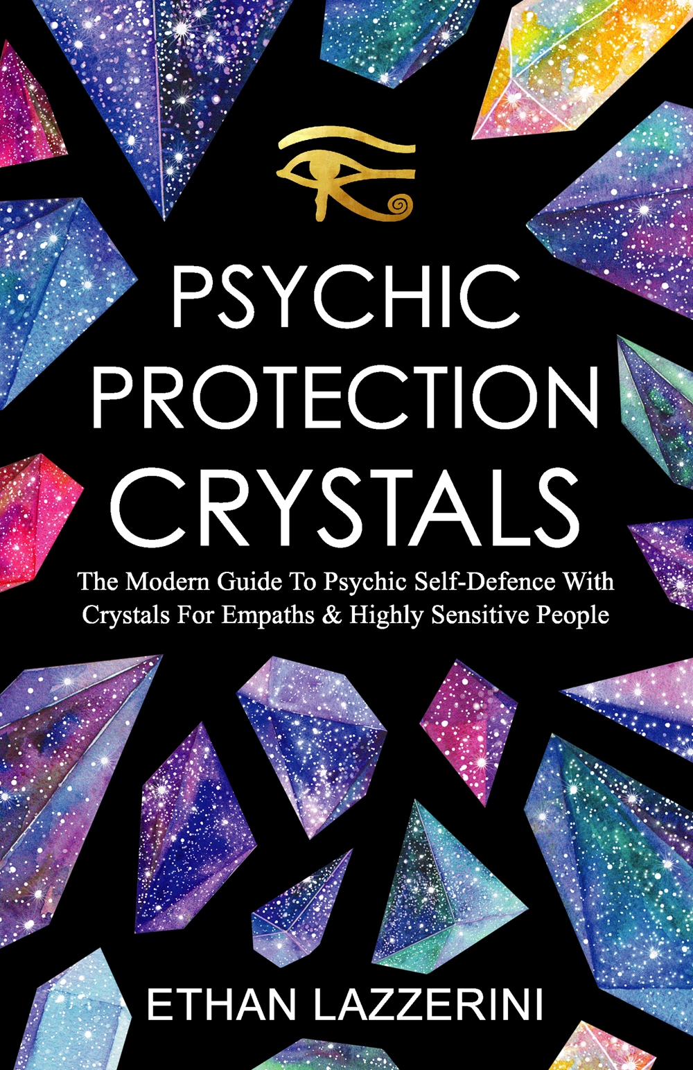 Psychic Protection Crystals book