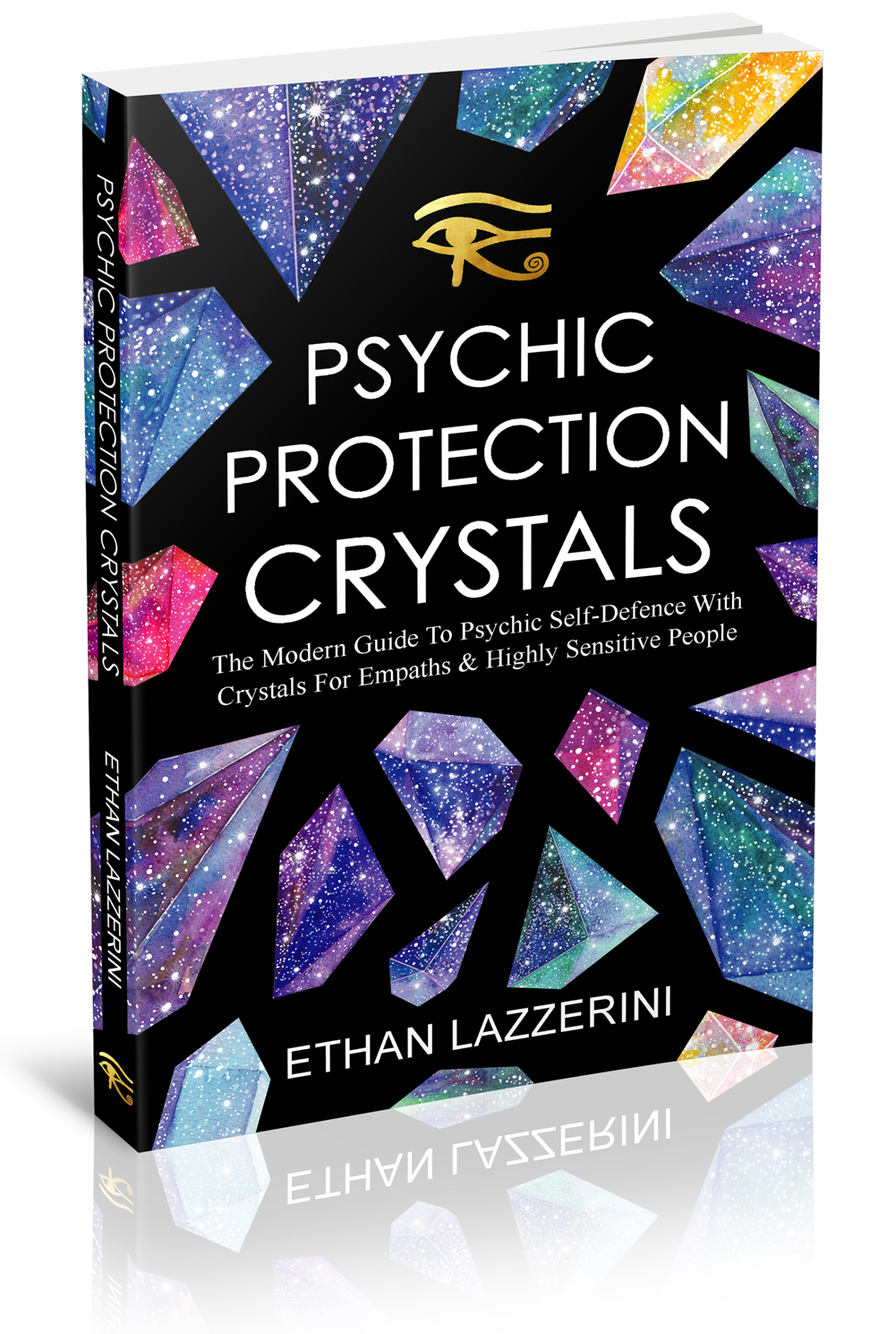 Psychic Protection Crystal Book