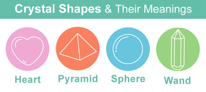 Crystal Shapes – Their Meanings and How To Use Them