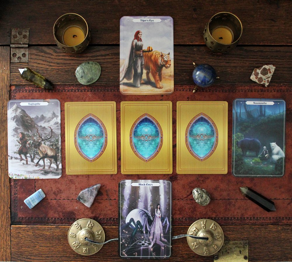 2019 Reading with the Crystal Keepers Oracle