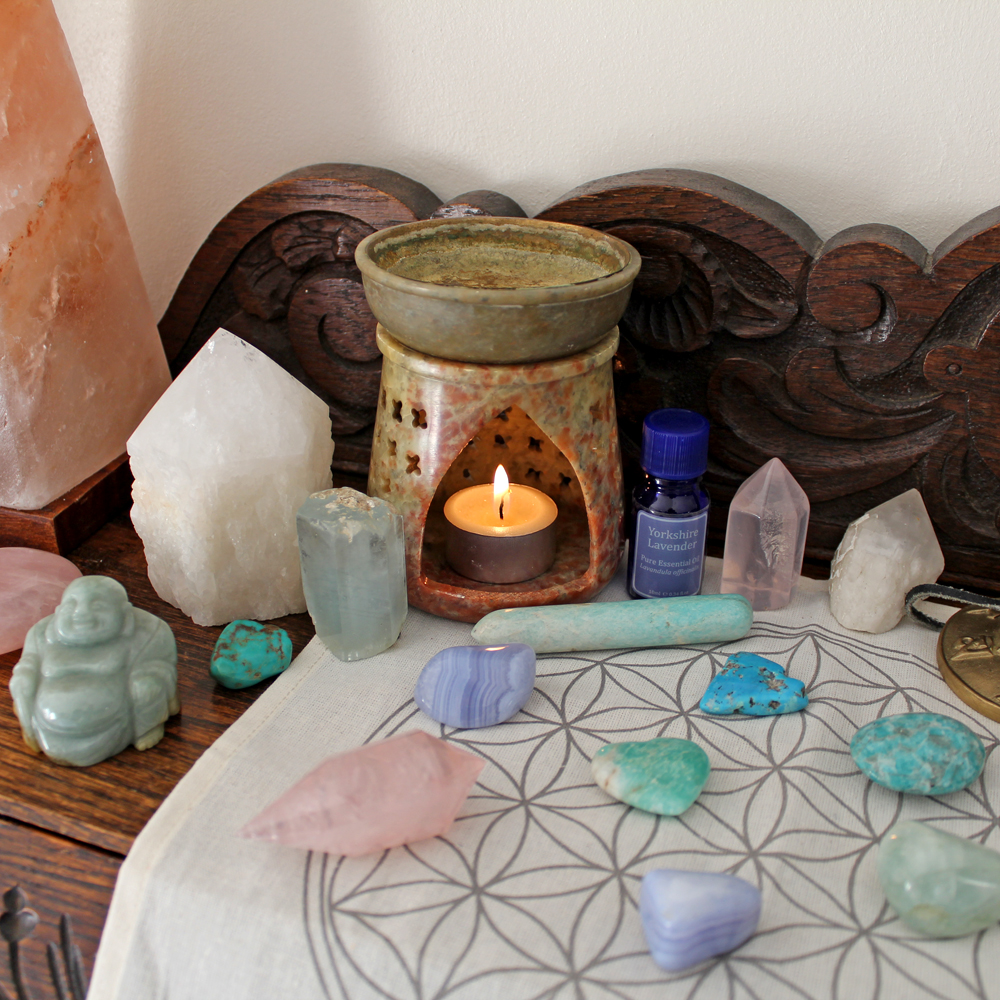 crystals for peace and calm