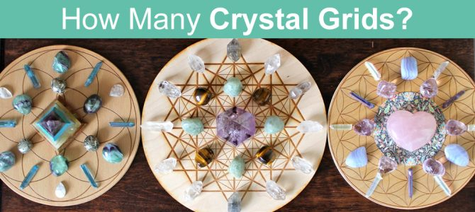 Can You Have More Than One Crystal Grid?
