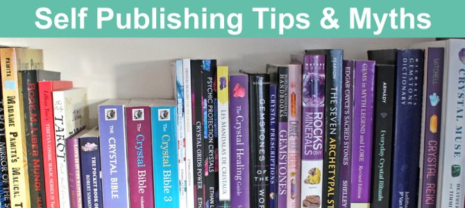 Self Publishing Spiritual Books (tips & myths)