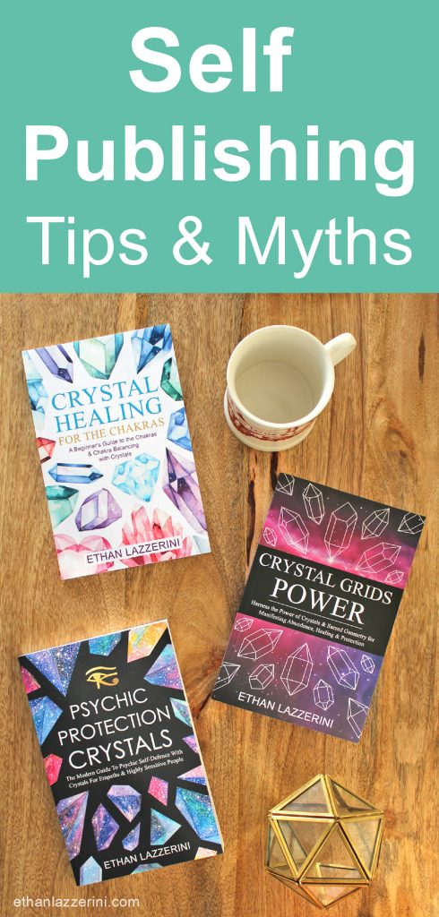 Self Publishing Spiritual Books (tips & myths) - Ethan Lazzerini