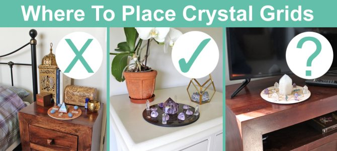 Where Do You Place A Crystal Grid?