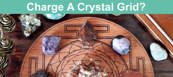 Do You Need To Charge A Crystal Grid Daily?