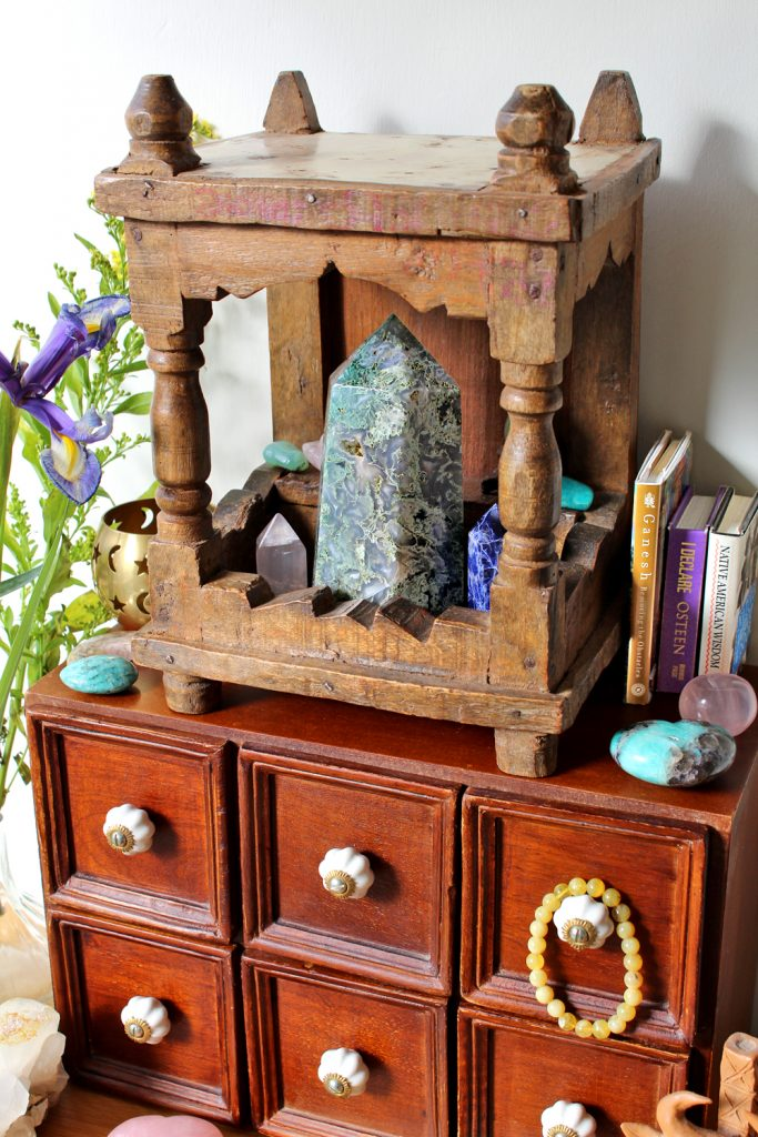 Crystals for Spring altars