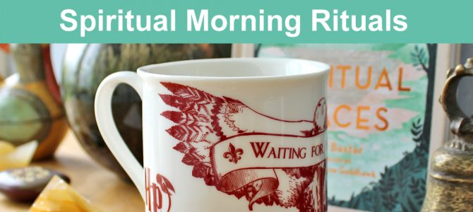 Spiritual Morning Rituals For Success & Wellness