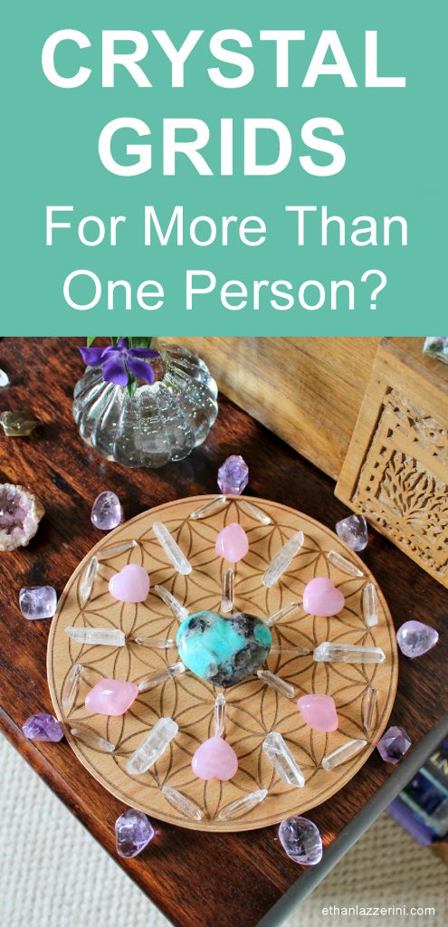 Crystal grid for more than one person?