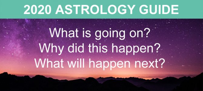 2020 Astrology, Numerology What Happened?