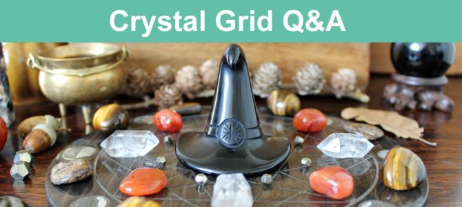 Crystal Grid Questions Answered by Ethan Lazzerini