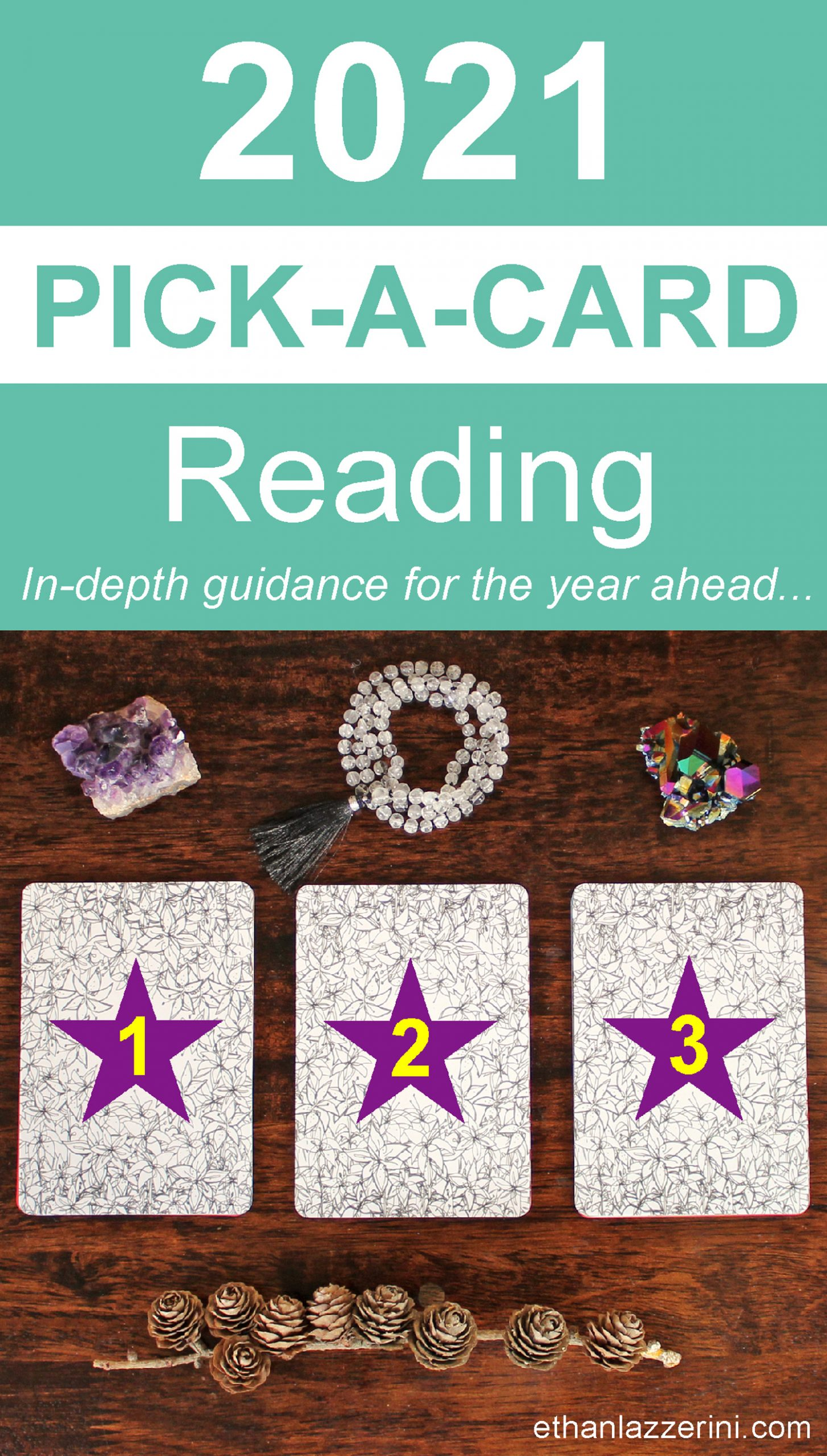 2021 Reading - pick-a-card
