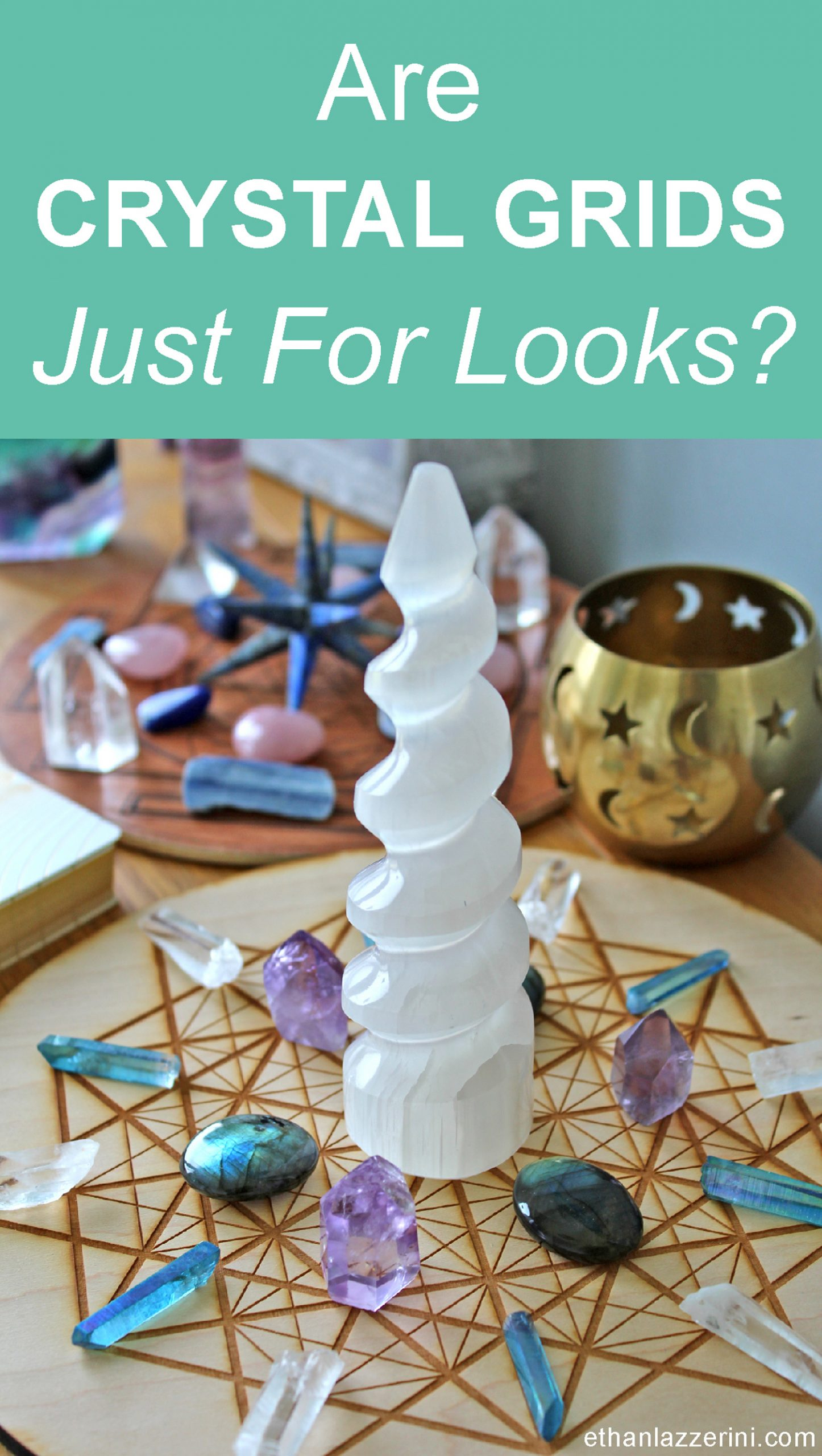 Are crystal grids just for looks and aesthetics?
