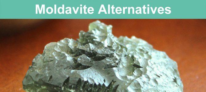 Moldavite Alternatives & Crystal Substitutes Revealed