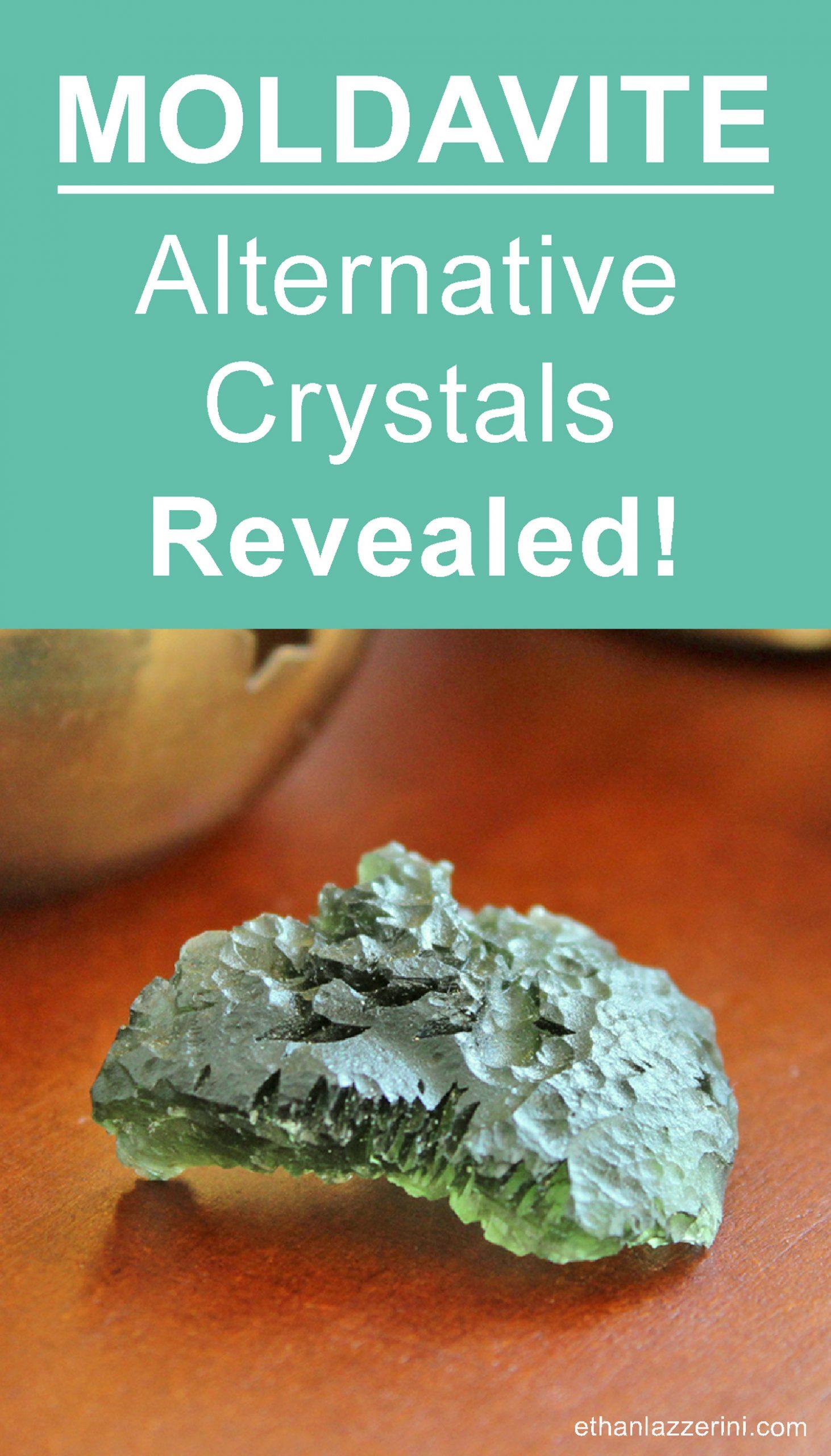 Seven Moldavite alternatives revealed