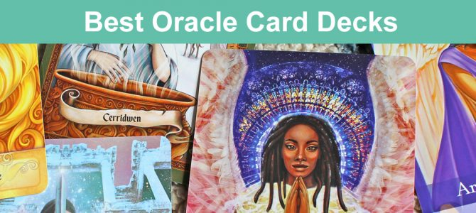 10 Of The Best Oracle Card Decks For Spiritual Guidance & Intuition