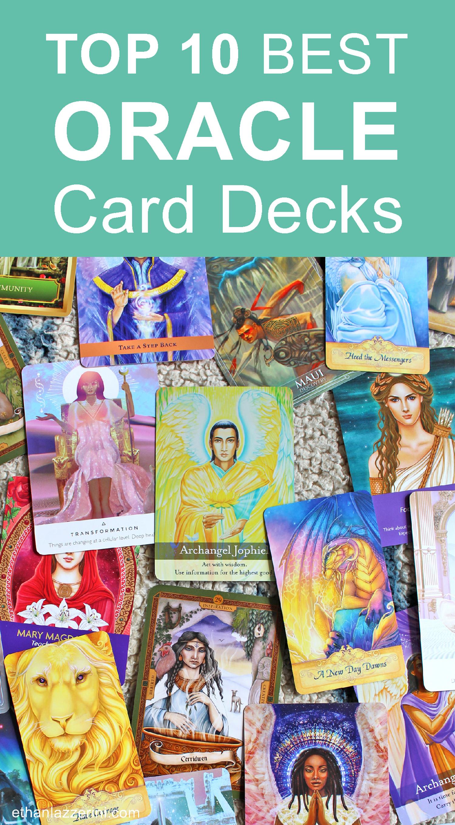 Best Oracle Cards Decks
