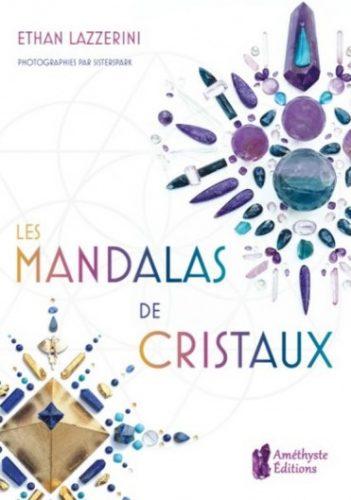 Les Mandalas De Cristaux book
