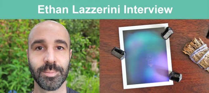 Ethan Lazzerini Interview With MysticMag